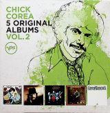Corea Chick 5 Original Albums, Vol. 2
