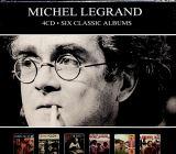 Legrand Michel-Six Classic Albums -Digi-