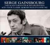 Gainsbourg Serge-Four Classic Albums Plus Ep'S 1958-1962 -Digi-