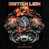 British Lion-Burning (black Vinyl)