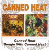 Canned Heat Canned Heat / Boogie With Canned Heat