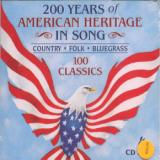 Great American String Ban 200 Years Of American Heritage In Song