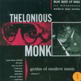 Monk Thelonious Genius Of Modern Music 1