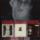 Maasakkers Gerard Van 3 Favoriete Lp's Op 2 Cd'