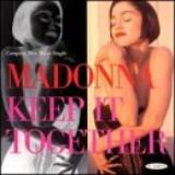Madonna Keep It Together (5 tracks)