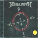 Megadeth Cryptic Writings - Remastered