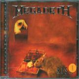 Megadeth Risk - Remastered