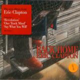 Clapton Eric Back Home