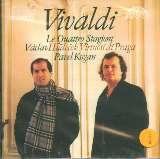 Vivaldi Antonio Le Quattro Stagioni - Čtvero ročních dob