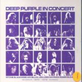Deep Purple In Concert 1970 - 1972