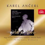 Ančerl Karel Ančerl Gold Edition 38 Mozart, W.A. Koncerty pro klavír K. 488, K. 271, lesní roh K. 447