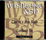 Wishbone Ash There's The Rub / Locked In