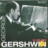 Gershwin George 10 CD - Set Wallet Box